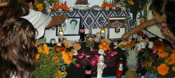 New York City Day of the Dead Festival: Regional Ofrenda from the state of Mexico-Guerrero.